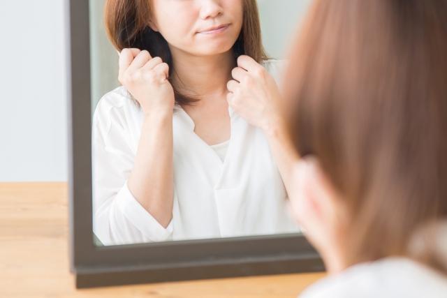 山形県天童市の美容室で円形脱毛症のヘッドスパケア